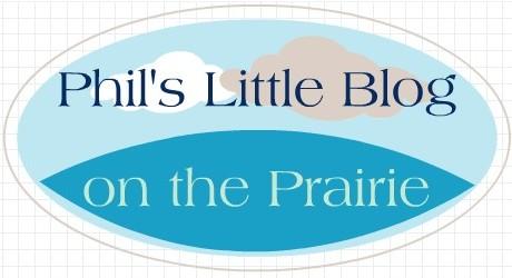 Phil's Little Blog on the Prairie Logo