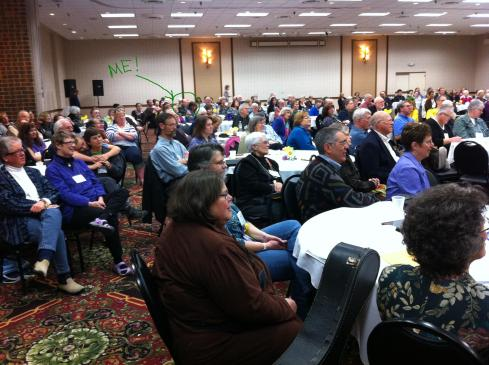 Prairie Star District Annual Conference Crowd